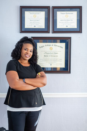 Chiropractor in Hapeville and Morrow, GA - Dayna Foster